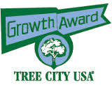 TREE CITY USA GROWTH AWARD