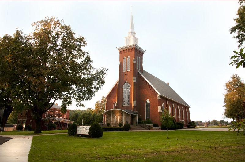 Saints Peter & Paul Catholic Church | Doylestown, OH